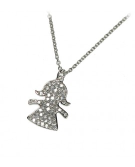 Femminuccia pendente argento - Bliss - OUTLET € 79,00