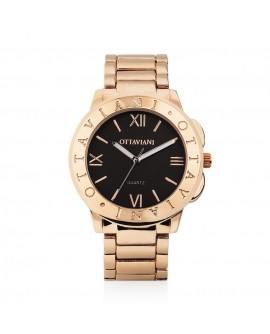 Orologio bracciale donna solo tempo rose gold - Ottaviani Watch