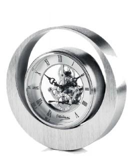Orologio home design in metallo satinato - Ottaviani Home