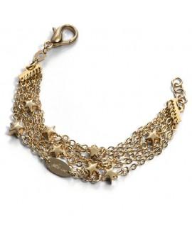 Bracciale donna ottone gold stelle Classic collection - 4US Cesare Paciotti