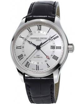 Orologio uomo solo tempo Automatico GMT Swiss Made - Frederique Constant
