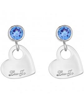 Orecchini ottone con cristalli Illumina - Liu Jo Luxury Jewels