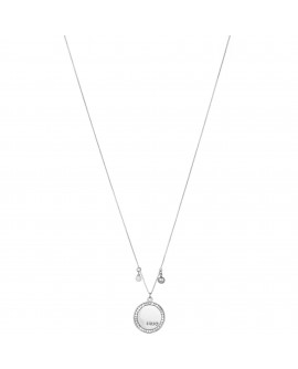 Collana donna ottone con charm e cristalli Destini - Liu Jo Luxury Jewels