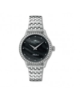 Orologio solo tempo donna quarzo black Madison - Mondia