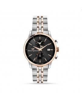 Orologio uomo crono Philip Watch Anniversary quarzo Swiss Made