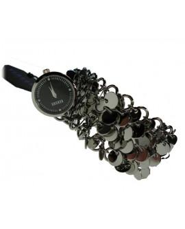 Orologio acciaio donna black - Versus Versace