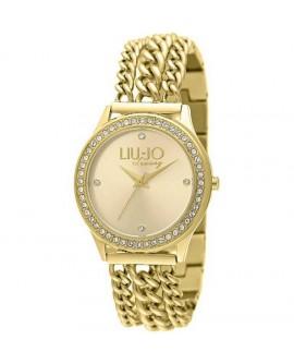 Orologio donna solo tempo acciaio gold Atena - Liu Jo Luxury