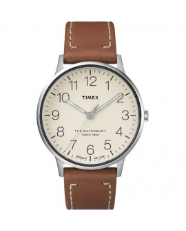 Orologio uomo solo tempo Timex Waterbury
