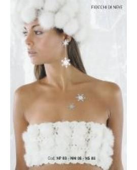 Fiocco di neve medio - Skin Jewel Newd