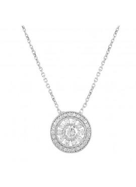 Collana donna Vanessa's Joy Twinkle fiore in argento 925
