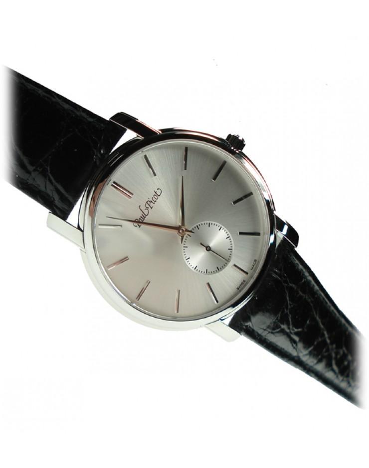 Orologio uomo solo tempo Paul Picot Firshire Ronde Extra Flat Manuale 2,5 mm.