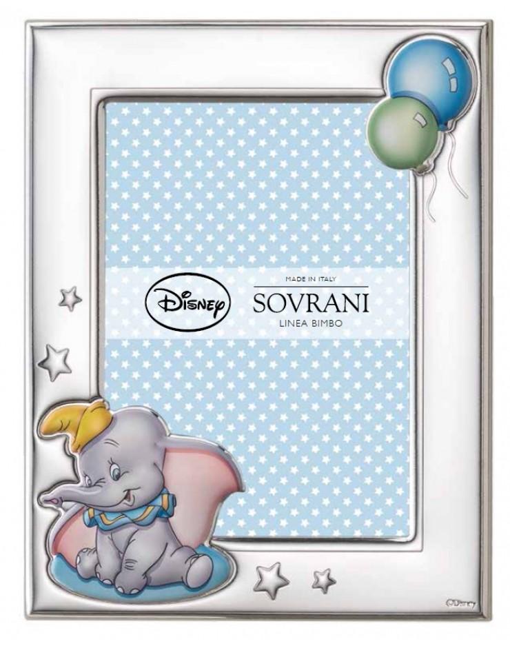Portafoto Sovrani Disney Dumbo 13x18 Celeste