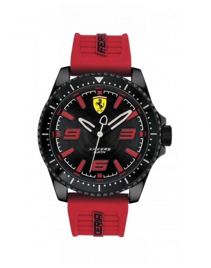 Orologio uomo Solo Tempo Scuderia Ferrari Xkers red - Ferrari