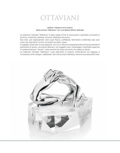 Scultura L'Abbraccio Limited Edition 50° - Ottaviani Home