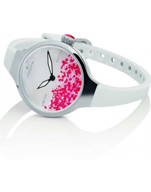 Orologio donna solo tempo Hoops Nuouveau Chèrie Rolling Stones Limited Edition Natale