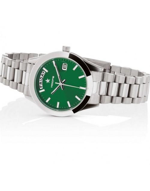 Orologio donna solo tempo Hoops Luxury Verde