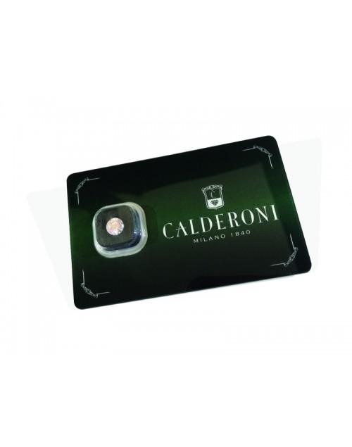 Diamanti Certificati Blister Calderoni Ct. 0,19