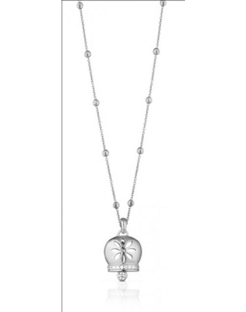 Collana donna argento Mediterraneo gioielli Campanella Romantica piccola
