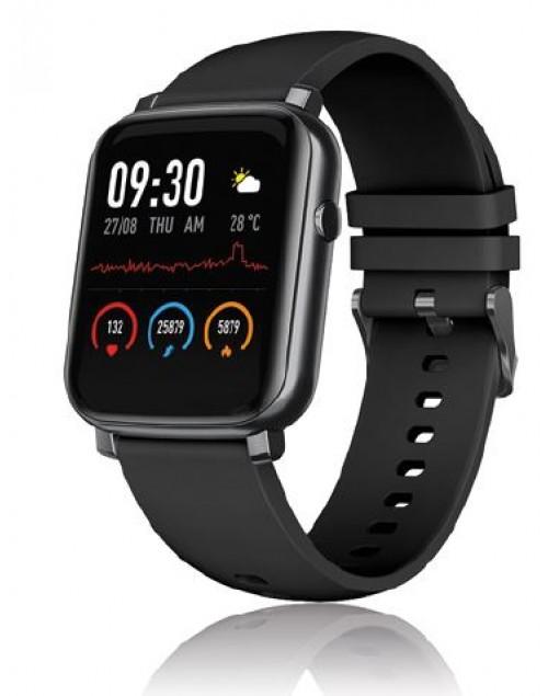 Orologio Smartwatch David Lian Milano Nero - Luca Barra