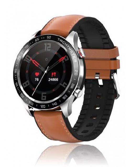 Orologio Smartwatch David Lian Londra Brown - Luca Barra