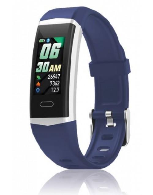 Orologio Smartwatch David Lian Hong Kong Blu - Luca Barra