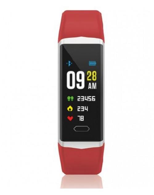 Orologio Smartwatch David Lian Hong Kong rosso - Luca Barra
