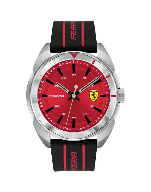 Orologio Solo Tempo uomo Scuderia Ferrari  Forza Rosso Ferrari