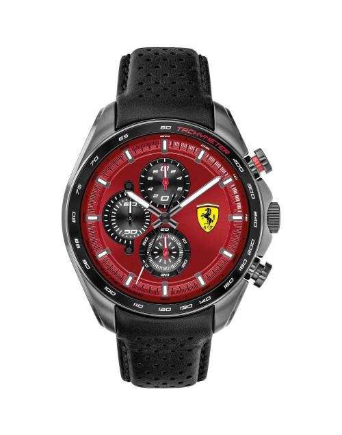 Orologio Crono uomo Speedracer Scuderia Ferrari - Ferrari