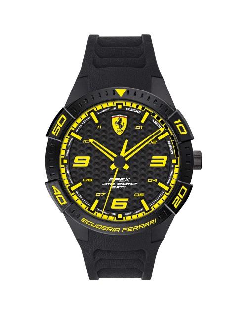 Orologio Solo Tempo uomo mm. 44 Apex Yellow Scuderia Ferrari - Ferrari