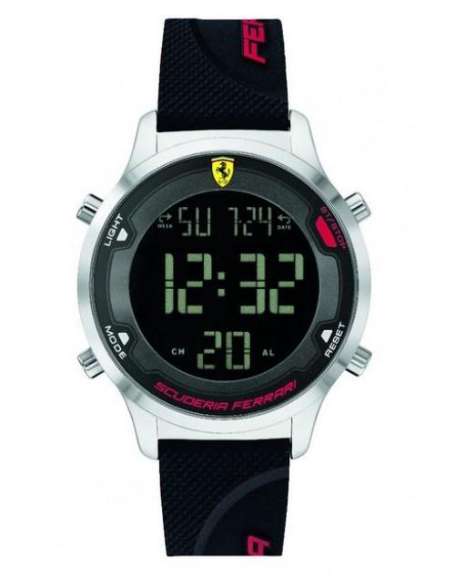 Orologio Uomo Multifunzione Digitrack Scuderia Ferrari - Ferrari