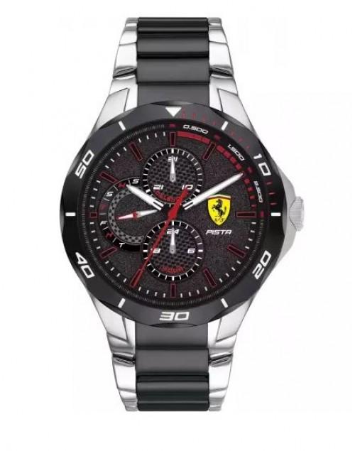 Orologio Uomo Multifunzione Pista Scuderia Ferrari - Ferrari