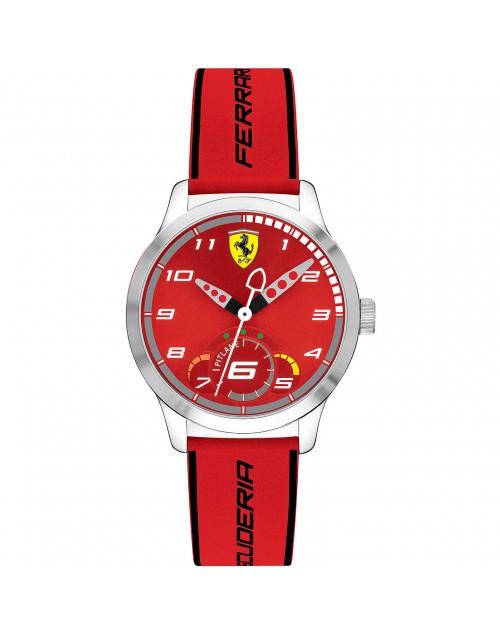 Orologio Solo Tempo uomo/bambino mm. 34 Pitlane Red Scuderia Ferrari - Ferrari
