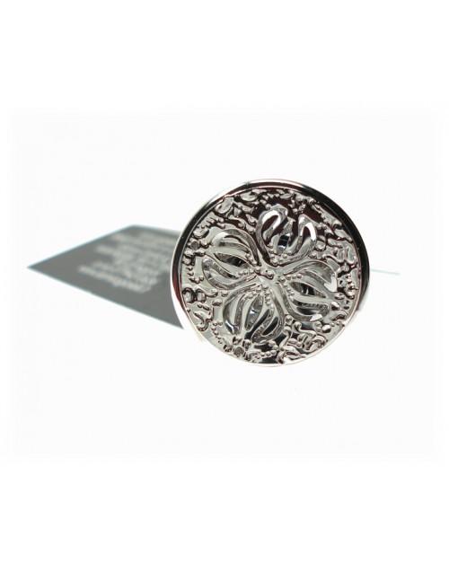 Anello donna mignolo acciaio bijoux misura unica Armonia - KèMiRA By Gianni Carità - SALDI