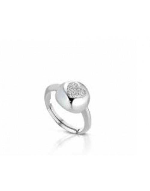 Anello donna argento Mediterraneo gioielli Soggetti Cuore