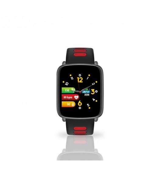 Orologio Uomo Smartwatch Macro RED Techmade Techwatch