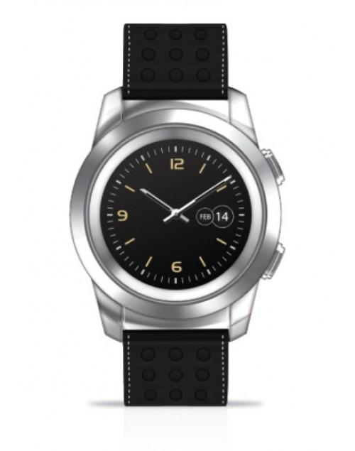 Orologio uomo Hybrid Watch Smartwatch Techwatch Techmade Black 2