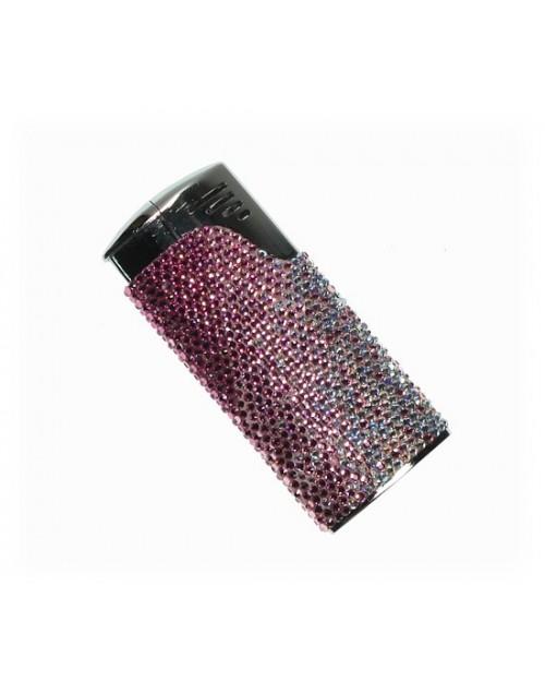 Accendino con cristalli Swarovski - Artisan jewelry - OUTLET € 99,00