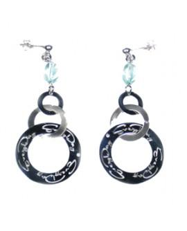 Orecchini pendenti argento - Everyday gioielli - OUTLET - SALDI