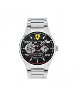 Orologio Multifunzione Uomo Acciaio Ferrari Speciale - Scuderia Ferrari