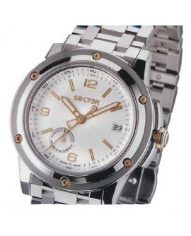 Orologio uomo Swiss Made 850 Automatico Power Reserve  - Sector - OUTLET