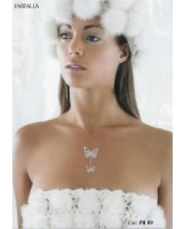 Farfalla pendente - Skin Jewel Newd
