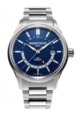 Orologio uomo Automatico Yacht Timer GMT  Frederique Constant Swiss Made
