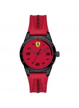 Orologio Solo Tempo uomo/bambino mm. 34 RedRev Red Scuderia Ferrari - Ferrari