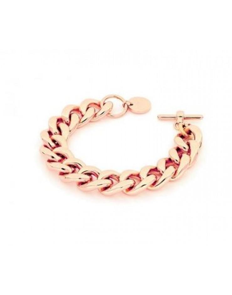 Bracciale donna bronzo rosa - UnoAErre