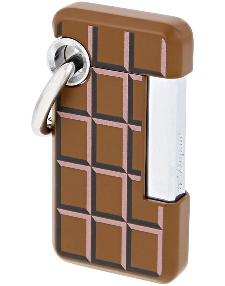 Accendino S.T. Dupont Hooked Lighter Choc-o