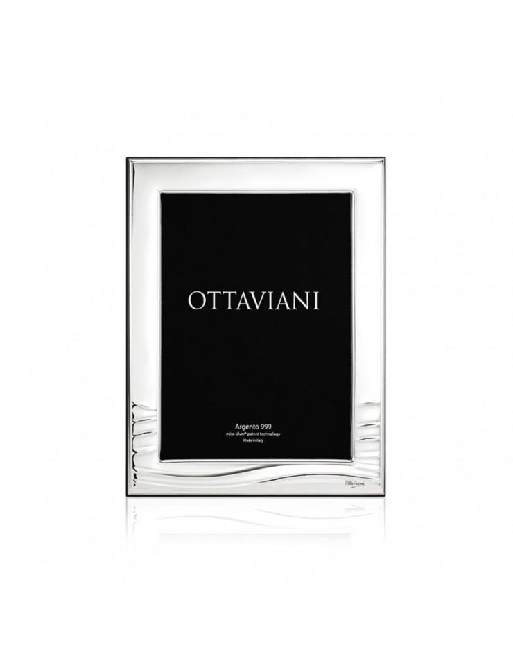 Portafoto cornice 18x24 Mare Miro Silver Ottaviani