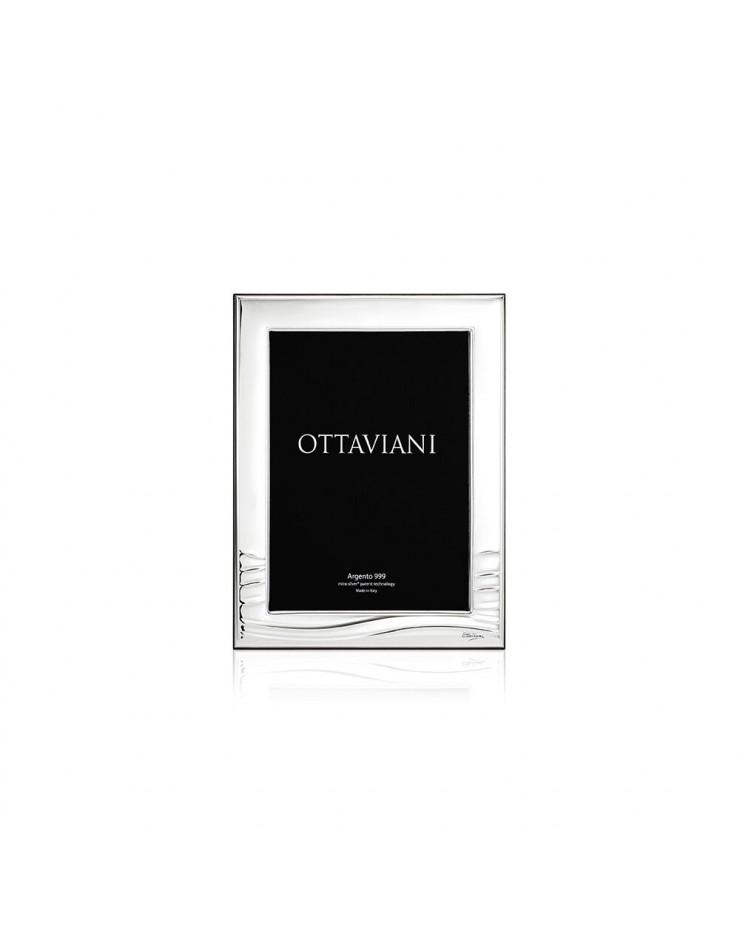 Portafoto cornice 9x13 Mare Miro Silver Ottaviani