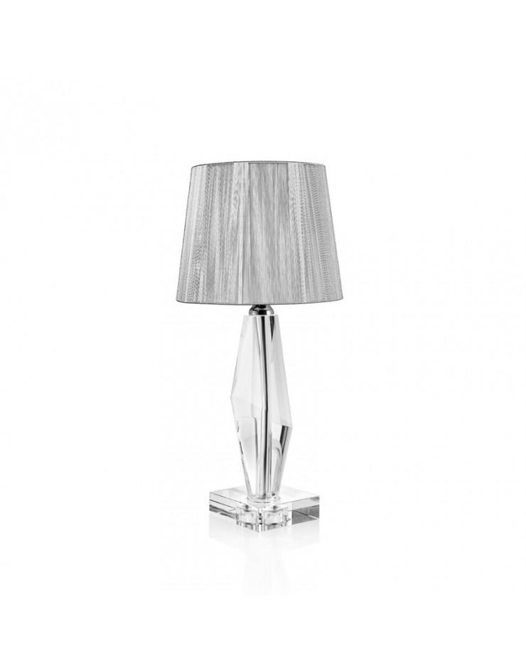 Lampada Design C'est Chic in cristallo H. cm. 48 - Ottaviani