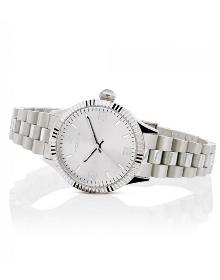 Orologio donna solo tempo Hoops New Luxury Silver
