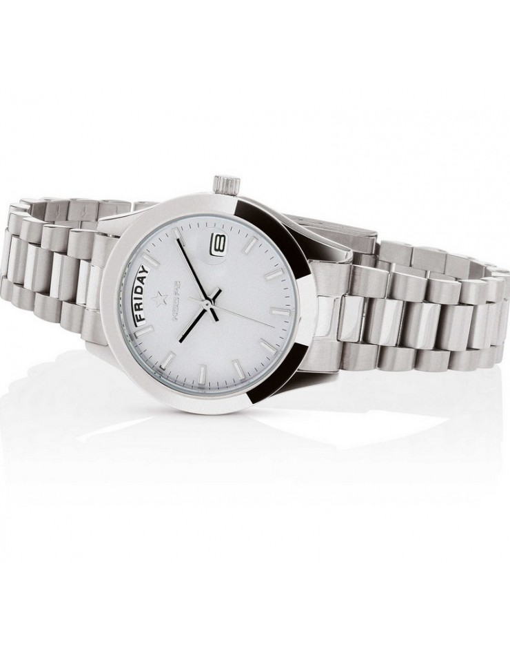 Orologio donna solo tempo Hoops Luxury Bianco